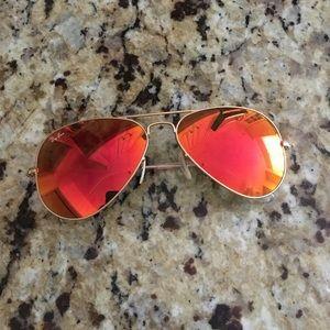 Ray-ban sun glasses